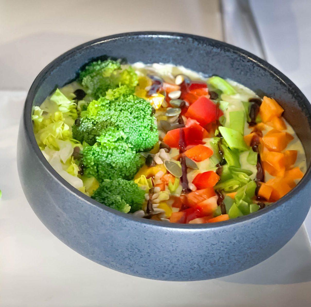 Rezept Salat-Suppe